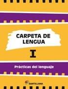 Papel Carpeta De Lengua I    2014