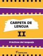 Papel Carpeta De Lengua Ii