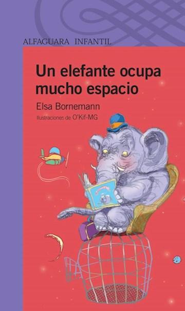 Papel Elefante Ocupa Mucho Espacio, Un