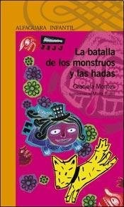 Papel Batalla De Los Monstruos Y Las Hadas La