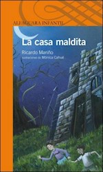 Papel Casa Maldita, La - Naranja
