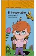 Papel INSOPORTABLE (SERIE NARANJA) (10 AÑOS) (RUSTICA)