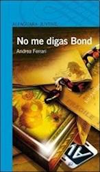 Papel No Me Digas Bond - Azul
