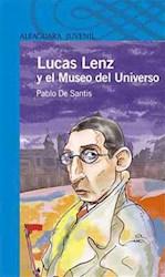 Papel Lucas Lenz Y El Museo Del Universo - Azul