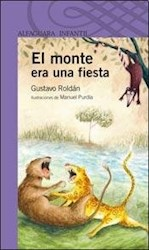 Papel Monte Era Una Fiesta, El - Lila