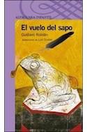 Papel VUELO DEL SAPO (SERIE VIOLETA) (8 AÑOS) (RUSTICA)