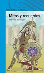 Papel Mitos Y Recuerdos - Azul