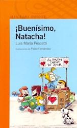 Papel Buenisimo Natacha - Naranja