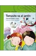 Papel TOMASITO VA AL JARDIN (SERIE VERDE) (4 AÑOS)