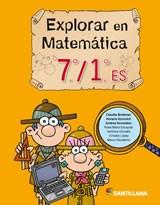 Papel Explorar En Matemática 7 2015
