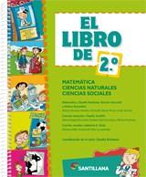 Papel El Libro De... 2 Matemática, Cs. Naturales Y Cs. Sociales 2015