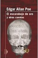 Papel ESCARABAJO DE ORO Y OTROS CUENTOS (SERIE ROJA) (RUSTICA)