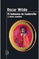 Papel FANTASMA DE CANTERVILLE Y OTROS CUENTOS (SERIE ROJA)