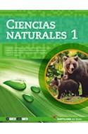 Papel CIENCIAS NATURALES 1 SANTILLANA EN LINEA (ES 1ER AÑO / NAP 7 AÑO) (NOVEDAD 2015)