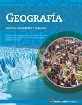 Papel Geografia America Sociedades Y Espacios