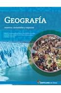 Papel GEOGRAFIA AMERICA SOCIEDADES Y ESPACIOS SANTILLANA EN LINEA (NOVEDAD 2015)