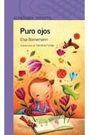 Papel PURO OJOS (SERIE VIOLETA) (8 AÑOS) (RUSTICA)