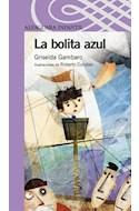 Papel BOLITA AZUL (SERIE VIOLETA) (8 AÑOS)