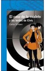 Papel CASO DE LA MODELO Y LOS LENTES DE ELVIS (SERIE AZUL) (12 AÑOS)