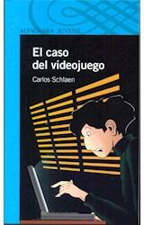 Papel CASO DEL VIDEOJUEGO (SERIE AZUL) (12 AÑOS)