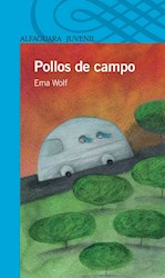 Papel Pollos De Campo