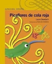 Papel Picaflores De Cola Roja