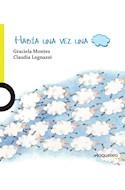 Papel HABIA UNA VEZ UNA NUBE (PICTOCUENTOS) (PRIMEROS LECTORES) (RUSTICA)