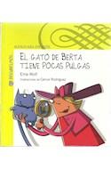 Papel GATO DE BERTA TIENE POCAS PULGAS (SERIE DESCUBRIMOS)