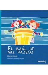 Papel BAUL DE MIS PASEOS (COLECCION PRIMEROS LECTORES)