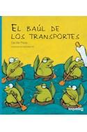 Papel BAUL DE LOS TRANSPORTES (COLECCION PRIMEROS LECTORES)