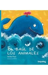 Papel BAUL DE LOS ANIMALES (COLECCION PRIMEROS LECTORES)