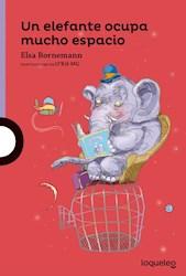 Libro Un Elefante Ocupa Mucho Espacio