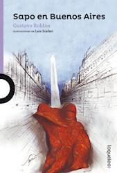 Libro Sapo En Buenos Aires