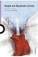 Papel SAPO EN BUENOS AIRES (SERIE VIOLETA) (8 AÑOS) (RUSTICA)