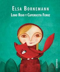 Papel Lobo Rojo Y Caperucita Feroz