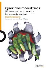 Papel QUERIDOS MONSTRUOS (SERIE NARANJA) (10 AÑOS) (RUSTICA)