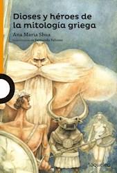 Papel Dioses Y Heroes De La Mitologia Griega