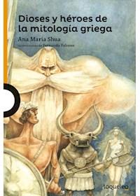 Papel Dioses Y Héroes De La Mitología Griega