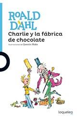 Papel CHARLIE Y LA FABRICA DE CHOCOLATE (SERIE AZUL) (COLECCION ROALD DAHL) (+ 12 AÑOS)