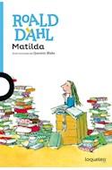 Papel MATILDA (SERIE AZUL) (COLECCION ROALD DAHL)