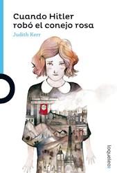 Libro Cuando Hitler Robo El Conejo Rosa