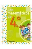 Papel MATEMATICOS DE 4 SANTILLANA (ANILLADO) (NOVEDAD 2016)