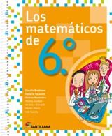 Papel MATEMATICOS DE 6 SANTILLANA (ANILLADO) (NOVEDAD 2016)