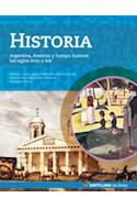 Papel HISTORIA ARGENTINA AMERICA Y EUROPA DURANTE LOS SIGLOS XVIII Y XIX SANTILLANA EN LINEA (NOV. 2016)