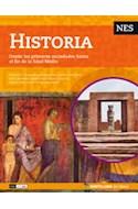 Papel HISTORIA DESDE LAS PRIMERAS SOCIEDADES HASTA EL FIN DE LA EDAD MEDIA SANTILLANA EN LINEA (NES)(2016)