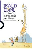 Papel JIRAFA EL PELICANO Y EL MONO (SERIE VIOLETA) (8 AÑOS) (RUSTICA)