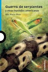 Libro Guerra De Serpientes