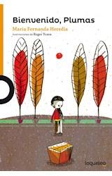 Papel BIENVENIDO PLUMAS (SERIE NARANJA) (10 AÑOS)