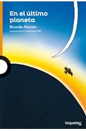 Papel EN EL ULTIMO PLANETA (SERIE NARANJA) (10 AÑOS) (RUSTICA)