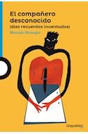 Papel COMPAÑERO DESCONOCIDO (DIEZ RECUERDOS INVENTADOS) (CELESTE) (12 AÑOS)